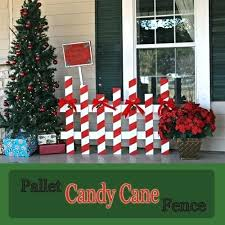 Candy Cane Yard Decorations outdoor candy cane decorations dynamicpeopleclub 90