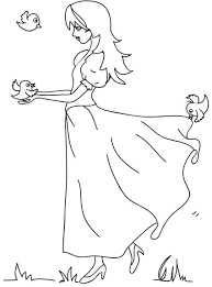 Disegni Di Principesse Facili Playingwithfirekitchencom