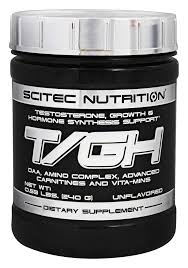 scitec nutrition t gh testosterone growth hormone synthesis support unflavored 0 53 lb at luckyvitamin