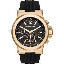 "men s michael kors dylan chronograph watch mk8445 watch shop comâ""¢ mens michael kors dylan chronograph watch mk8445"