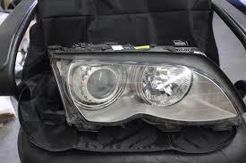 BMW 5 Series 2004 bmw 325i sedan : OEM! 02-05 BMW E46 M3 325i 330i 4 Dr Sedan HEADLIGHT RH Passenger ...