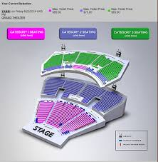 Foxwoods Grand Theater Seating Chart Yanni