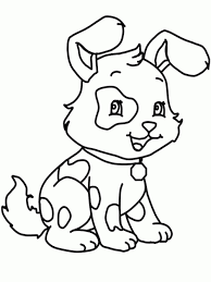 Biscuit The Dog Coloring Pages Printable