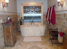 travertine bathtub natural stone soaking tub virginia