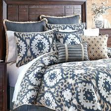 gray chenille bedspread comforter set dark grey chris madden palme king