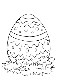Coloring Easter Eggs Page Egg Pages Crayola Free Printable Mybellabe
