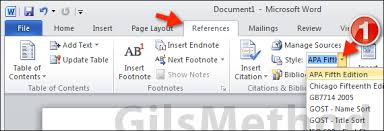 How To Set Up Apa Format In Word 2007 Magdalene Project Org