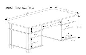 office desk size. Modren Office Standard Height For Computer Desk Office Size L Shaped Dimensions  Large Of Furniture Sizes Top  With F