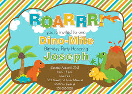 dinosaur birthday invitations com dinosaur birthday invitations by giving art of painting on your birthday to have fantastic invitation templates printable 15