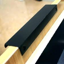 modern cabinet pulls. Modern Drawer Pulls Cabinet Black Com