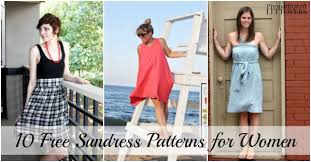 Sundress Patterns Free