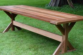 large patio table outdoor dining table