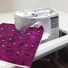 Free Motion Quilting Tips | LeahDay.com & flatbed sewing table for quilting Adamdwight.com