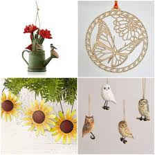 gifts for birders ornaments