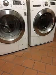 used front load washer and dryer. Unique Used LGWM1377HWampDLEC855WFrontLoadingWasherDryer On Used Front Load Washer And Dryer N