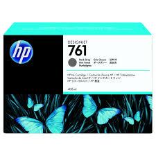 <b>HP 761 Dark</b> Gray Ink Cartridge | Key Blue Prints, Inc.