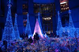 Shiodome Christmas Lights Caretta Shiodome Winter Illumination 2019 14th Nov 14th Feb