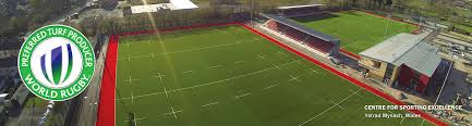 xtreme turf installed at the centre for sporting excellence ystrad mynach wales