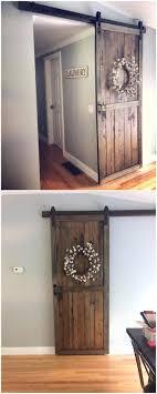 swing out barn doors best pallet door ideas on rustic and bedroom