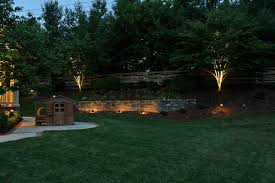 contemporary landscape lighting. garden design with landscape lighting ideas backyard fire pits from houzz.com contemporary