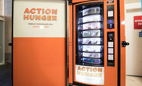 Vending Machine Orange County Gorgeous Vending Machine Scheme For Homeless Pioneered In UK