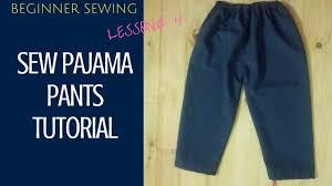 Pajama Pants Sewing Pattern Awesome Inspiration Design