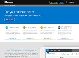 egencia vs concur concur account set up