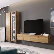 bmf vigo wotan wall unit 3 floating tv