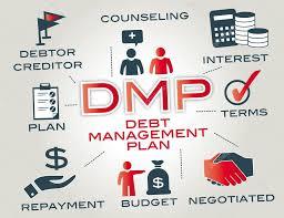 Dmp Debt Management Plan Stock Vector Trueffelpix
