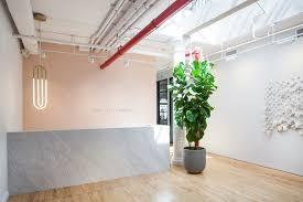 Loeffler Furniture Design Center Loeffler Randall Showroom And Offices New York City
