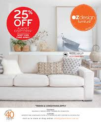 Oz Design Furniture Newcastle Oz Design Furniture 25 Off Flyer Tuggerah By Oz Design