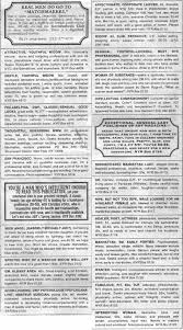 San francisco newspapers adult classified ads