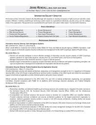 ... Sample Security Manager Resume 16 Example Information Security Director  Resume Sample.