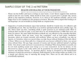 argumentative essay sample essay