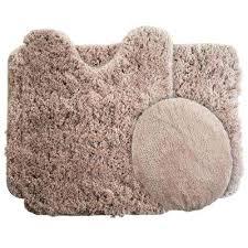 brown bathroom rugs large