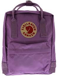 fjallraven kanken kids clic polyester backpack