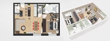 roomle demo 3d floor plans