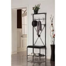 Inroom Designs Coat Hanger And Shoe Rack