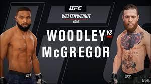 EA Sports UFC 4 - Tyron Woodley vs ...