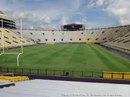 Lsu Tiger Stadium View From South Endzone 404 Vivid Seats