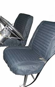 bestop bestop low back seat covers for 69 75 jeep cj 5 and