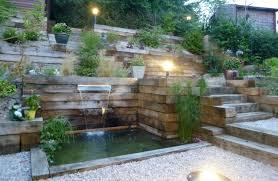 R Alisation D Un Jardin En Pente Jardins En Pente Pinterest