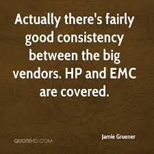 Emc Quote Delectable Jamie Gruener Quotes QuoteHD
