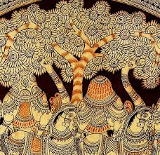 kalamkari paintings 107 best kalamkari painting images on indian paintings
