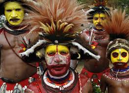 Image result for papua new guinea cannibals