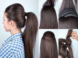 Occasion Hair Style awesome ponytail hairstyles one for every occasion 3512 by wearticles.com