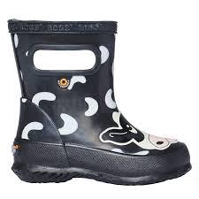 Bogs Skipper Animals Wellington Boots