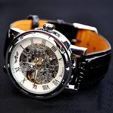 stan vintage watches men s watch vintage style watch men s watch vintage style watch handmade style watch leather watch chain hollow