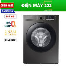 Freeship HN] Máy giặt Samsung WW95TA046AX/SV 9kg Inverter cửa trước