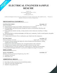 Mechanical Engineering Resume Template Beauteous Best Solutions Of Electrical Engineer Resume Word Format Electrical
